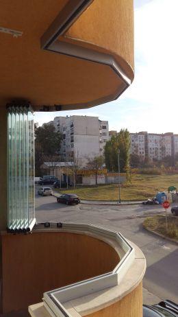 Овална стъклена система - тип ХАРМОНИКА - Изображение 7