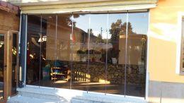 Права стъклена система - тип ХАРМОНИКА - Изображение 5