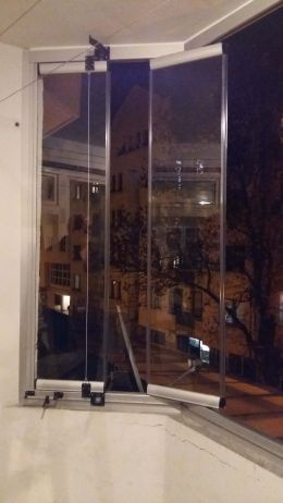 Обект ул. Самара Пловдив - Glass systems - Пловдив