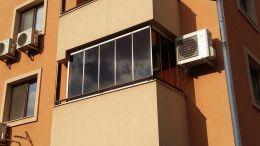 Обект АА до Панаира - Glass systems - Пловдив
