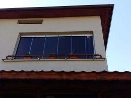 Обект Панагюрище - Glass systems - Пловдив