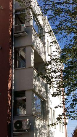 Обект Любляна 01 - Glass systems - Пловдив