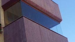 Обект кв. Витоша - Glass systems - Пловдив