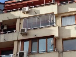 Обект жк. люлин 8 София - Glass systems - Пловдив