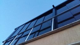 Обект Люлин 2 пергола + остъкляване - Glass systems - Пловдив