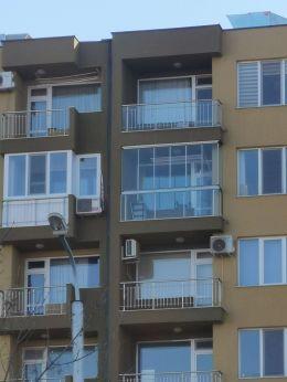 ОБЕКТ ГЕРБЕРА ПЛОВДИВ - Glass systems - Пловдив